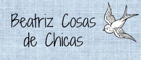 Firma Beatriz Cosas de Chicas Golondrina
