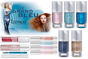 Catrice Le Grand Bleu Summer 2014 Collection