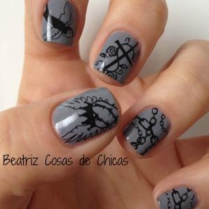 Reto Colores Cosas de Chicas Vol.2: Manicura en Gris: https://beatrizcosasdechicas.com/2014/11/09/reto-colores-cosas-de-chicas-vol-2-manicura-en-gris/