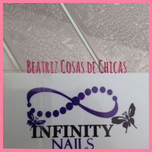 Placas Infinity Nails. Dashica Beauty Shop: https://beatrizcosasdechicas.com/2014/11/12/placas-infinity-nails-dashica-beauty-shop/