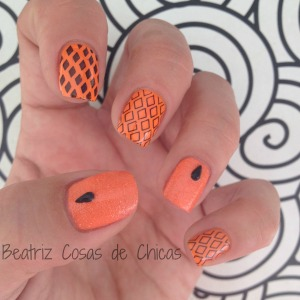 Manicura Leticia Well y Essence Beach Cruiser 1