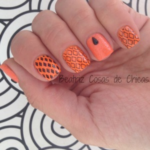 Manicura Leticia Well y Essence Beach Cruiser 2