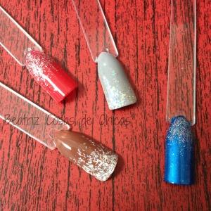 2. Glitter Colores