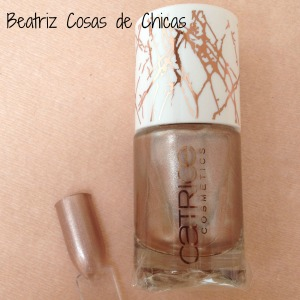 3. Swatches de Metallure