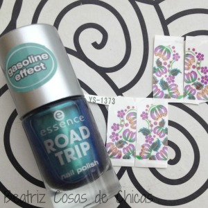 Holografico Essence Road Trip.1
