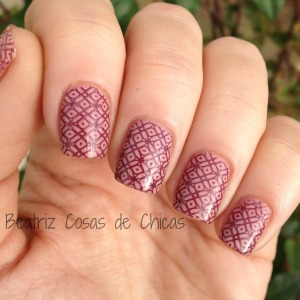 Hello Autumn Rosa e Infinity Nails. 4
