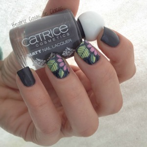 Catrice y Reverse Stamping de CICI&SISI.1