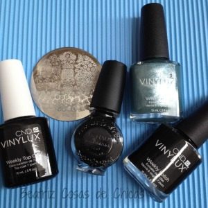 CND Vinylux y Bundle Monster Secret Garden.3