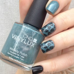 CND Vinylux y Bundle Monster Secret Garden.4