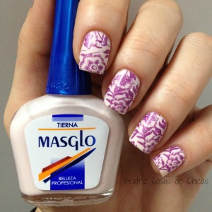 Esmalte Tierna de Masglo y Bundle Monster Secret Garden.3