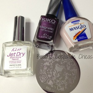 Esmalte Tierna de Masglo y Bundle Monster Secret Garden.4