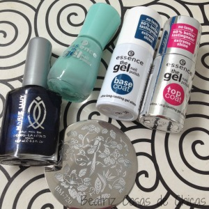 Essence Efecto Gel y Bundle Monster.5