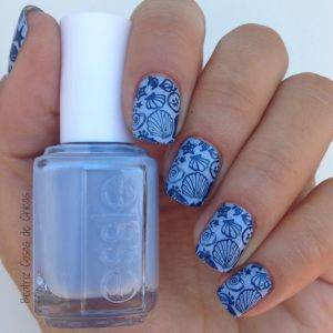 Manicura Veraniega. Essie y Bundle Monster.1