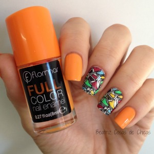 Full color de Flormar y Bundle Monster Work It!1