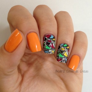 Full color de Flormar y Bundle Monster Work It!4