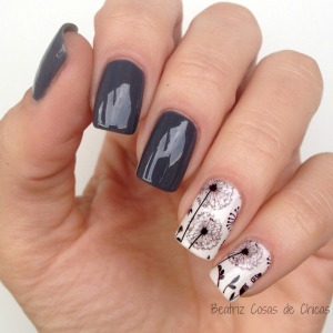 Gris de Leticia Well y Water Decals de BornPrettyStore.3