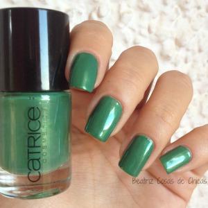 Verde de CATRICE y Placa de Aliexpress.1