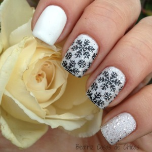 Curali Nail Stamping y Essence I Love Trends.1