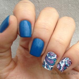 Flormar Fullcolor y Water decals de BornPrettyStore.3