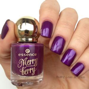 Merry Berry de Essence, BornPrettyStore y Yesensy