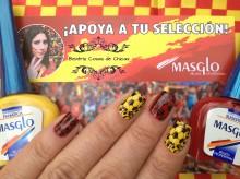 Manicura Seleccion Española y Masglo.1