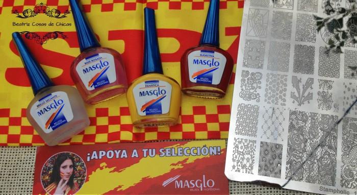 Manicura Seleccion Española y Masglo.5