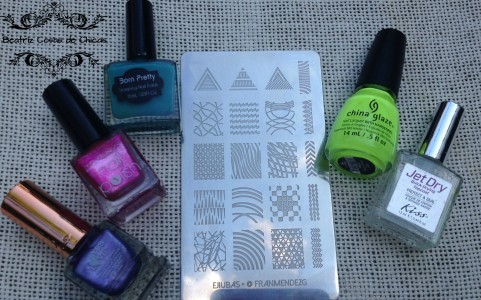 China Glaze y Ejiubas.4