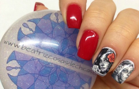 China Glaze y Water Decals Aliexpress